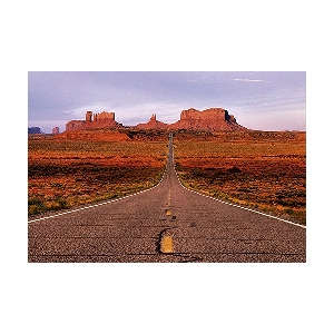 Пъзел 1500 части MONUMENT VALLEY ROAD