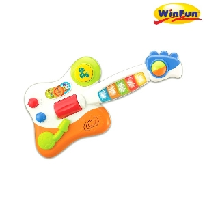 Мини Китара Little Rock Star Guitar - WINFUN