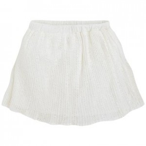 Pleated Lace Skirt Mayoral - за момиче