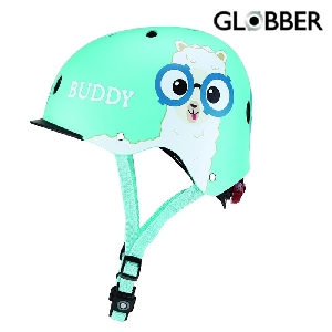 Детска каска GLOBBER Elite Light XS/S - Лама