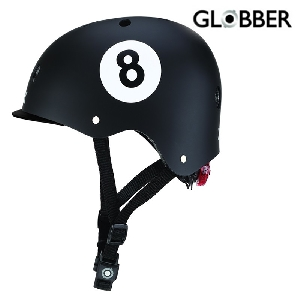 Детска каска GLOBBER Elite Light XS/S -  Black
